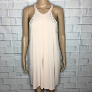 NWOT Blush Pink BCBG Flowy Dress